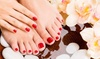Up to 54% Off Nail Services at Hair, Skin and Nails by Meara