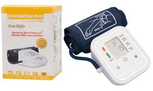(Beauté)  Tensiomètre automatique de bras -65% réduction