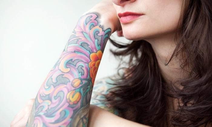 Dakota Ink Tattoo - East Islip: $39 for $100 worth of Tattoo Services at Dakota Ink Tattoo