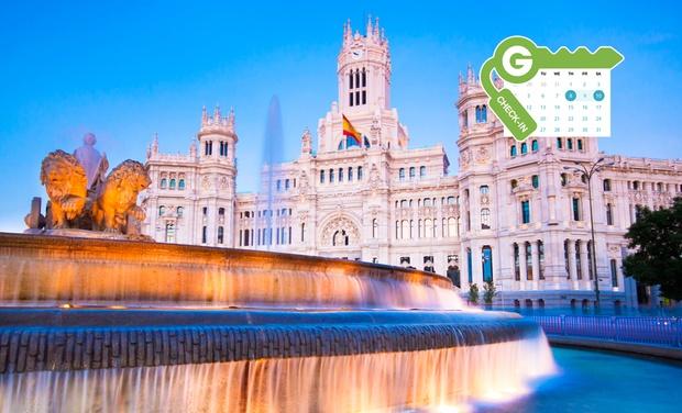 Smart Rentals Delicias - Madrid: Madrid: Apartments für Zwei mit Sekt und Pralinen im Smart Rentals Delicias