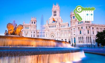 Madrid: estancia en apartamento a elegir para dos personas con cava y bombones en SmartRentals Delicias