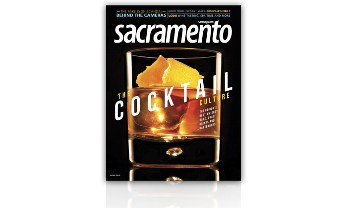 Sacramento Media: One- or Two-Year Subscription to Sacramento Magazine from Sacramento Media (Up to 43% Off)