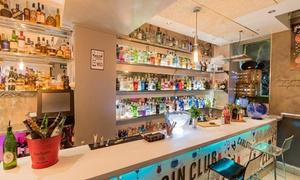Gin Club 92: Taller y cata de gin-tonics para 2, 4, 6, 8 o 10 personas desde 19,90 € en Gin Club Jorge Juan 92