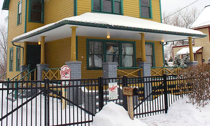 A Christmas Story House & Museum in