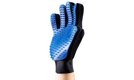 1 ou 2 gants magiques anti-poils pour chien ou chat
