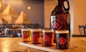 WestFax Brewing Company: $10 for a Four-Beer Flight and Pints for Two at WestFax Brewing Company ($17 Value)