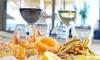 ⏰ 1 kg di carne o pesce con vino