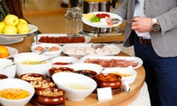 Saturday Breakfast Buffet from R149 for Two at 38 On The Drive Restaurant (50% Off)