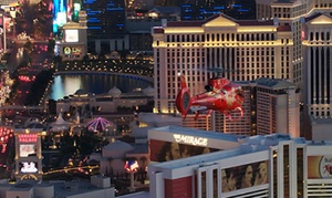 Las Vegas Helicopter Ride  Deals In Las Vegas NV  Groupon