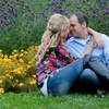 70% Off an Engagement Photo Shoot with Wardrobe Changes and Digital Images