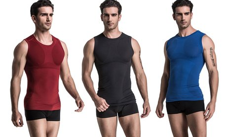 Extreme Fit Men's Quick Dry Compression Shirts