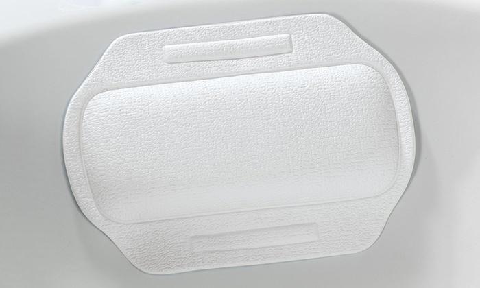 Vasca Da Bagno Occasione : Cuscino poggiatesta per vasca da bagno groupon goods