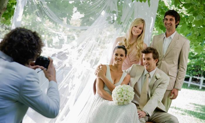Fogo Photobooths - Cleveland: $440 for $800 Worth of Wedding Photography — Fogo photobooths