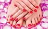 The ProfessioNail Studio - Salon Concepts in Tri-County: No-Chip Manicure and Pedicure Package from The ProfessioNail Studio (56% Off)