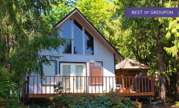 Romantic Cottages on Olympic Peninsula