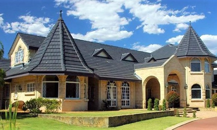 Upper Swan, WA: 13 Nights for Two People with Wine, Chocolates, Late CheckOut and Spa Voucher at Brookleigh Estate