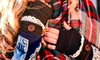 Trendy Warm Fingerless Mittens: Trendy Warm Fingerless Mittens