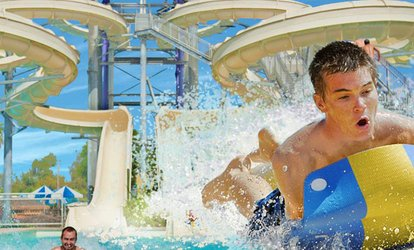 Raging Waters LA – Single-Day Admission, Valid Any Day in 2018 Season