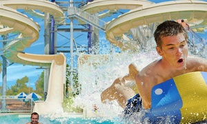 Raging Waters LA – Single-Day Admission, Valid Any Day in 2017 Season at Raging Waters Los Angeles, plus 6.0% Cash Back from Ebates.