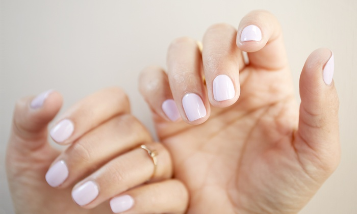 Nail Bar Spa Concord - Concord: One or Two Gel Manicures at Nail Bar Spa Concord (Up to 40% Off)