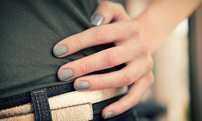 Nails 4 U - Multiple Locations: One or Two Gel Manicures at Nails 4 U (Up to 56% Off)