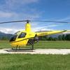 Esperienza di volo in elicottero