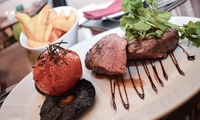 Gourmet Five-Course Tasting Menu For Two or Four at The Hurdles (50% off)