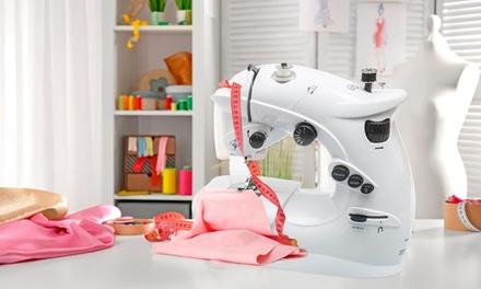 Máquina de coser portátil Silvano