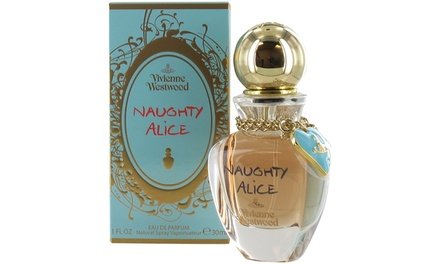 Vivienne Westwood Naughty Alice Eau de Parfum for Women 30ml or 50ml Spray