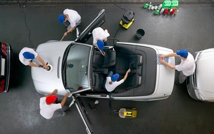 """Lavage """"prestige"""" de voiture à 59,99 € chez American Car Wash – Viry-Châtillon"""