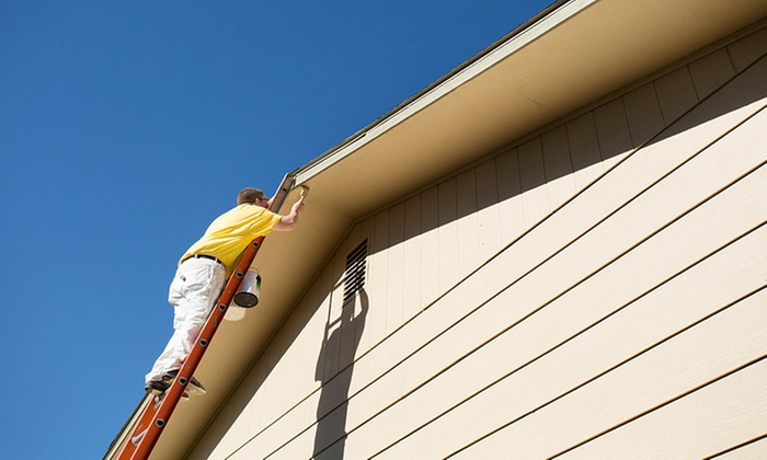 Green House  - Green House: From $1,799 for a Professional Roof Painting Service by Green House Ltd. (From $3,000 Value)