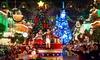 ✈ Enchanted Christmas at Disneyland:: 2-4 Nights with Flights