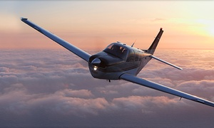iFlight Aviation Services: 30-Minute Romantic Flight or Adrenaline Flight with a Meal from R1 799 for Two at iFlight Aviation Services