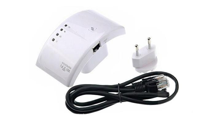 1 ou 2 amplificateurs WiFi dès 18.90 € (jusquà 80% de rduction)