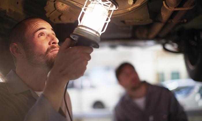 Eliot's Complete Auto Repair - Chicago: Two or Three Oil Changes, or Auto Service with Eight Oil Changes at Eliot's Complete Auto Repair (Up to 94% Off)