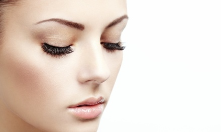 $69 for a Full Set of 3D Volume Eyelash Extensions at Lashkani Up to $150 Value