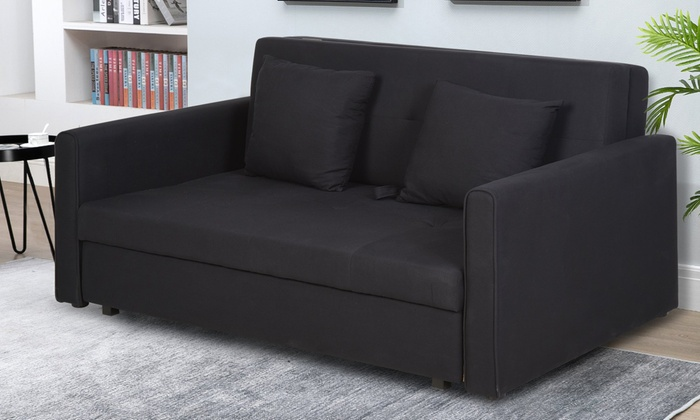 Three-in-One Sofa Bed
