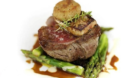 Two-Course Meal with a Glass of Wine for Two or Four at The Hop Pocket (Up to 61% Off)