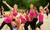Fit Chick Training - Multiple Locations: $49 for a Four-Week Fitness Boot Camp and 30-Day Meal Plan at Texas Fit Chicks Boot Camp ($159 Value)