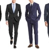 Men's Classic- or Slim-Fit Suit Mystery Deal (2-Piece)