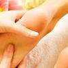 Reflexología podal con masaje