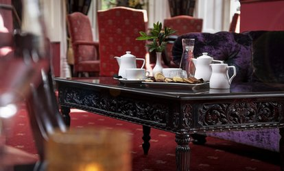 Afternoon Tea for Two or Four at Best Western Abbots Barton Hotel