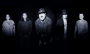 Blues Traveler: Blues Traveler on Friday, August 12, at 7 p.m.