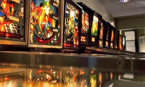 Chicago Street Pinball Arcade: All-You-Can-Play Wristbands for One, Two, or Four at Chicago Street Pinball Arcade (Up to 38% Off)