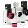 Smartphone Clip-On Lenses