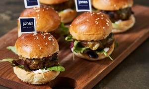 Jones the Grocer: AED 200 Toward Food and Drinks at Jones the Grocer (51% Off)