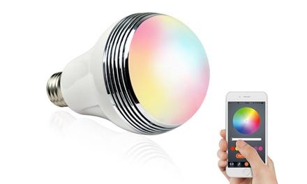 Bombilla inteligente Apachie con control de la iluminación desde el smartphone o tableta