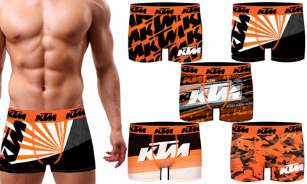 KTM Boxers Five-Pack