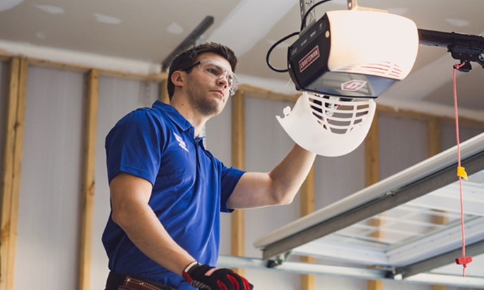 Garage Door Tune Up Packages Sears Garage Solutions Groupon