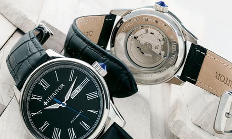 Reloj para hombre Heritor Automatic